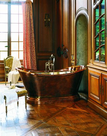 фото модного дизайна ванной комнаты