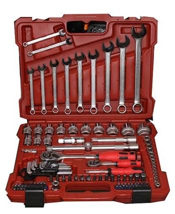 набор слесарного инструмента