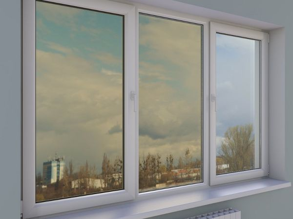 плёнка на окна