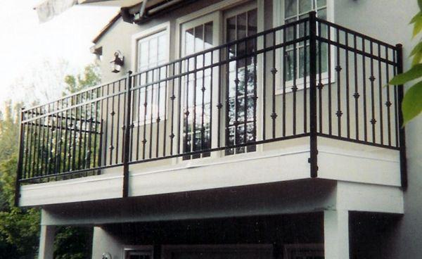 фото красивых балконов