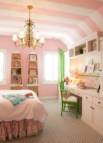 потолок в детской комнате