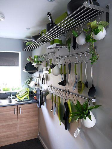 рейлинги для кухни