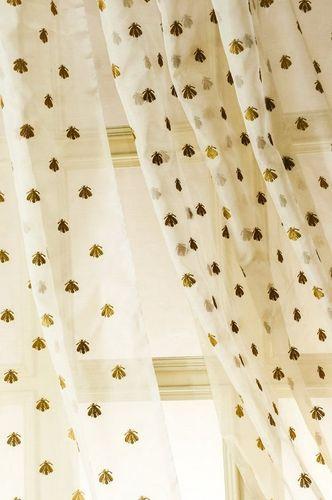 шторы из органзы