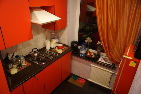 интерьер современной кухни