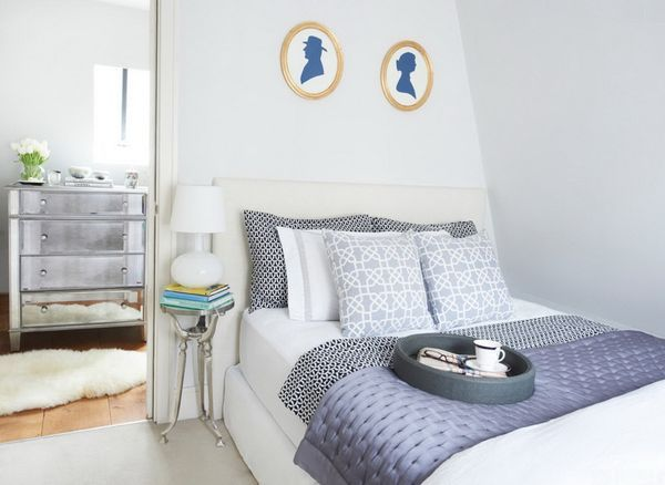 Стильная спальня