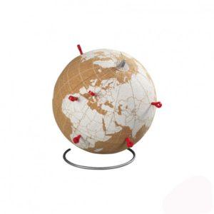 пробковый глобус